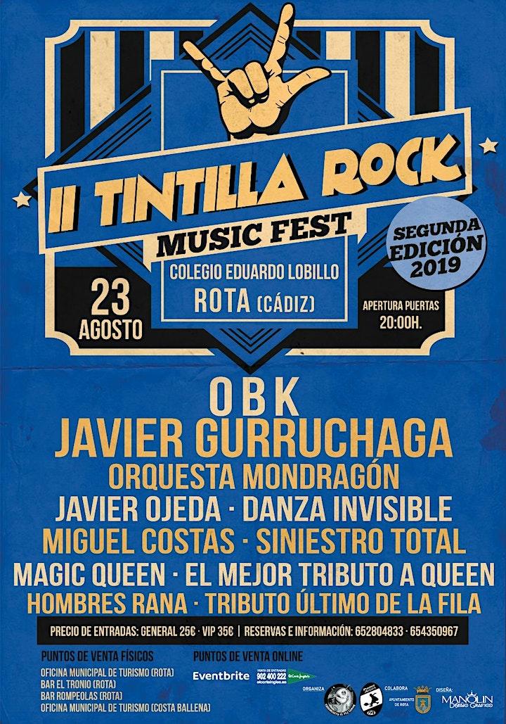 Imagen de II FESTIVAL TINTILLA ROCK en Rota