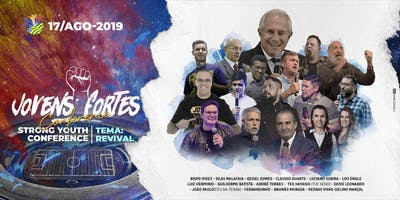 Conferência Jovens Fortes | UMADEGO | Estádio Serra Dourada