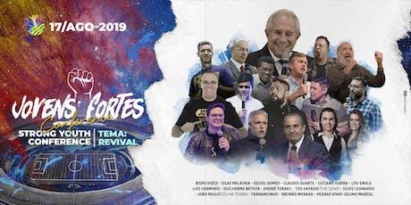 Conferência Jovens Fortes | UMADEGO | Estádio Serra Dourada tickets