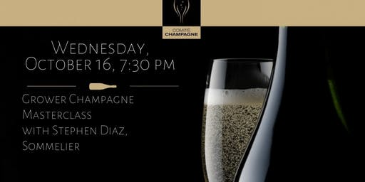 DC -- Grower Champagne Masterclass