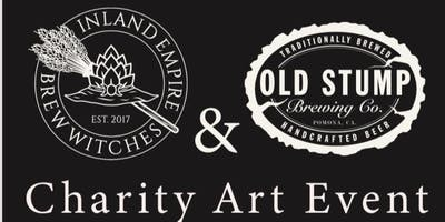 Old Stump Brewing + IE Brew Witches Charity Fundraiser