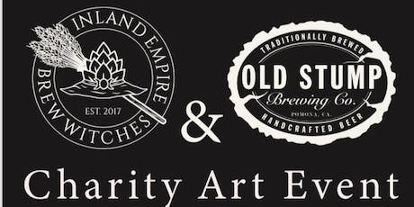 Old Stump Brewing + IE Brew Witches Charity Fundraiser tickets