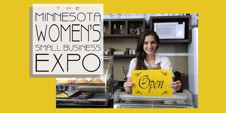 The Minnesota Women's Small Business Expo tickets