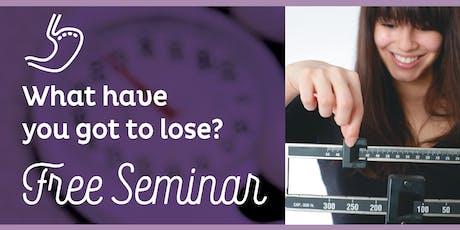 FREE Bariatric Surgery Seminar tickets