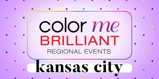 July Color Me Brilliant Kansas City