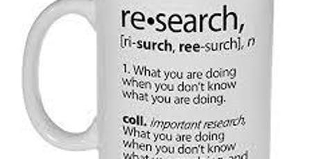 Calling all Researchers tickets