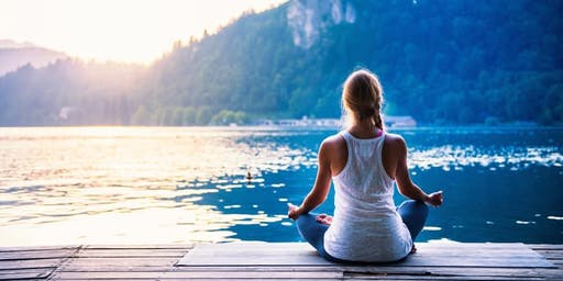 Healing Anxiety, using the Expansive Energy Healing Meditation