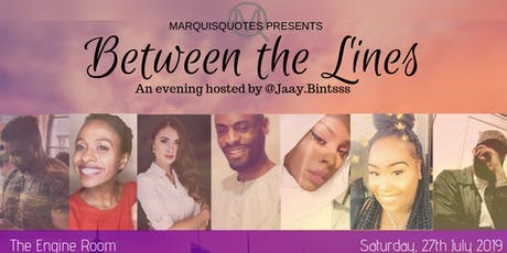 Between The Lines - North London tickets
