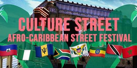 Culture Street tickets