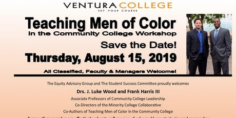 Teaching Men of Color Workshop tickets
