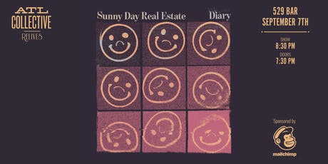 ATL Collective Relives Sunny Day Real Estate's Diary tickets