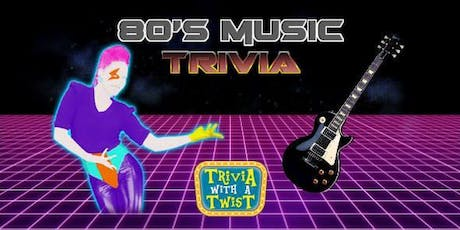 80's Name That Tune Trivia tickets