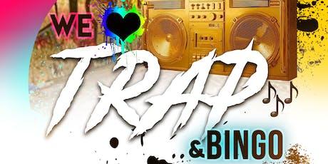 Trap Bingo tickets