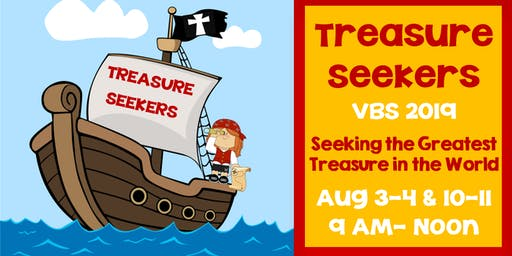 Treasure Seekers VBS