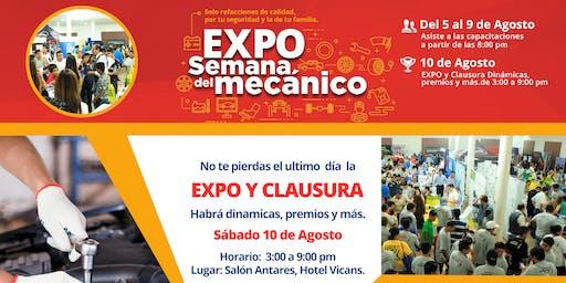 Expo Feria del Mecánico 2019