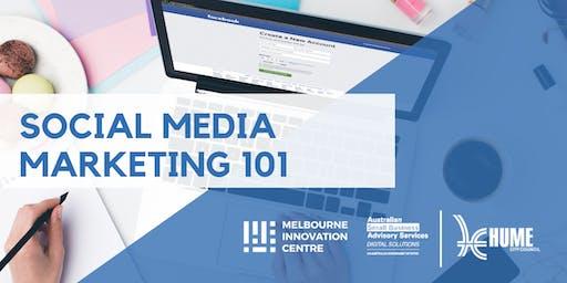 Social Media Marketing 101 - Hume