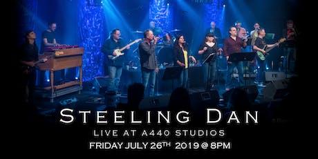 Steeling Dan - LIVE at A440 Studios tickets