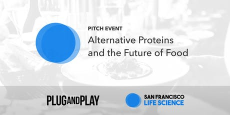Alternative Protein Pitch Event tickets