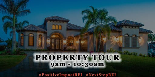 Property Tour / Walk Through - Property Analyzation Tour (Sun City, CA) - June 22, 2019 + a Movie!