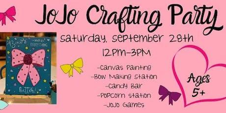 JoJo Crafting Party! tickets