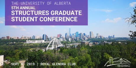 Structures Graduate Students Conference 2019 tickets
