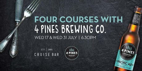 4 Courses with 4 Pines tickets