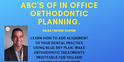 ABC'S OF IN OFFICE ORTHODONTIC PLANNING