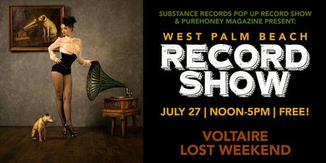 WEST PALM BEACH RECORD SHOW tickets