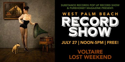 WEST PALM BEACH RECORD SHOW