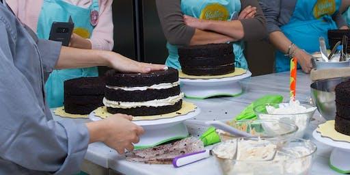 MASTER-PIECE OF CAKE [WEEKEND CLASS]