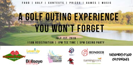 Fifteen22 Client Appreciation Golf Outing tickets