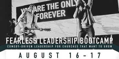 Fearless Leadership Bootcamp