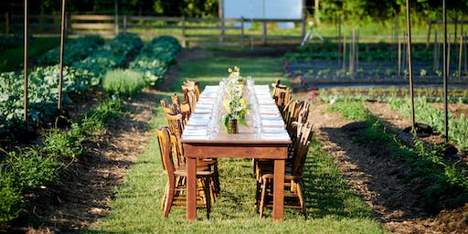 Dinner in the Field  -   Saturday, July 13 from 7:00pm to 10:00pm
