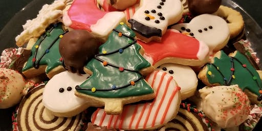 A Holiday Cookie Pairing