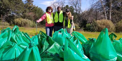 Summer 2019 Coyote Creek Cleanup - Watson Park