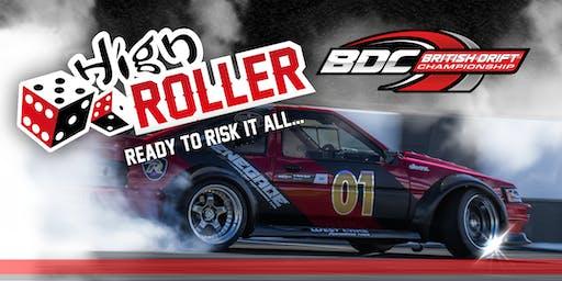 BDC  Round 4 - Birmingham NEC 20% Discount