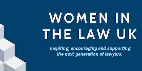 Confidence & Clarity | Women in the Law UK Launch | Birmingham | Law tickets