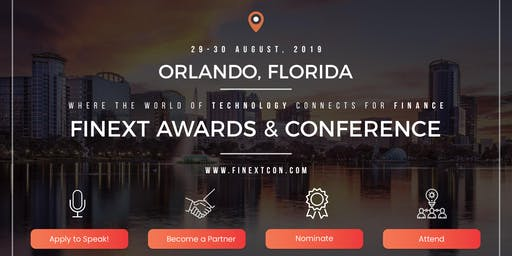 FiNext Awards & Conference, Orlando 2019