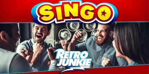 SINGO Musical Bingo (Now Every Thursday) Free to Play + WIN Prizes!
