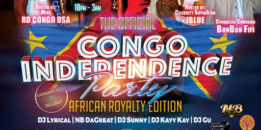 Official Congo DRC Independence Party
