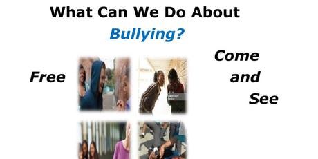 Be A Part Of The Solution/Bullying Awareness Skit tickets