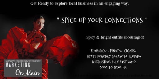 Spice up your connections   Explore Showcases, Speed Network & more!