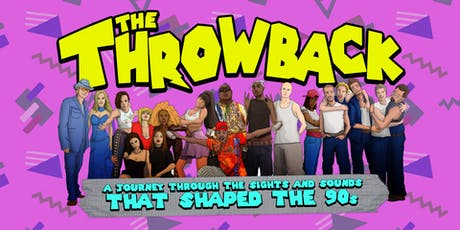 The Throwback Party at Vulcan Gas Company tickets