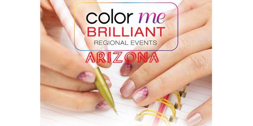 July Arizona Color Street Regional Meeting - Color Me Brilliant