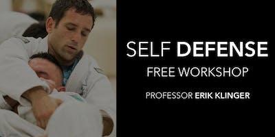 FREE Self-Defense Workshop for Beginners - Corona, CA