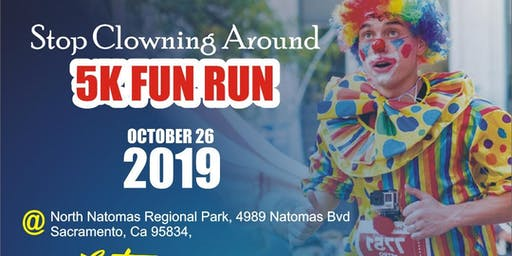 Stop Clowning Around 5k Fun Run