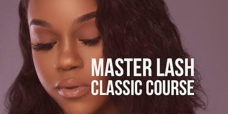 Master Lash Classic Course tickets