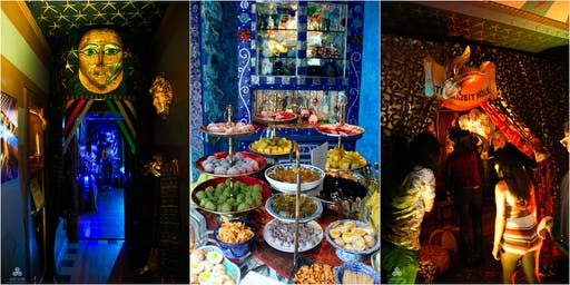 Tea In Wonderland presents: Hungry Ghost Festival