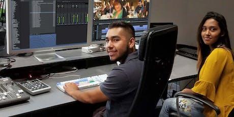 MC201 Avid Media Composer Professional Editing I tickets