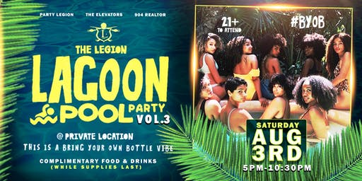 The Legion Lagoon Pool Party